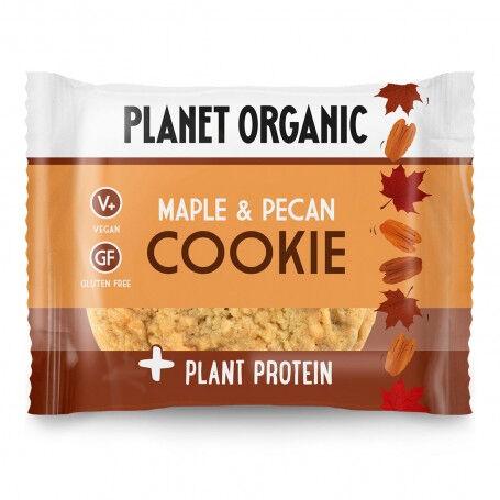 Les Délices De Sarah Cookie protéiné sirop d?érables et noix de pécan--planet organic