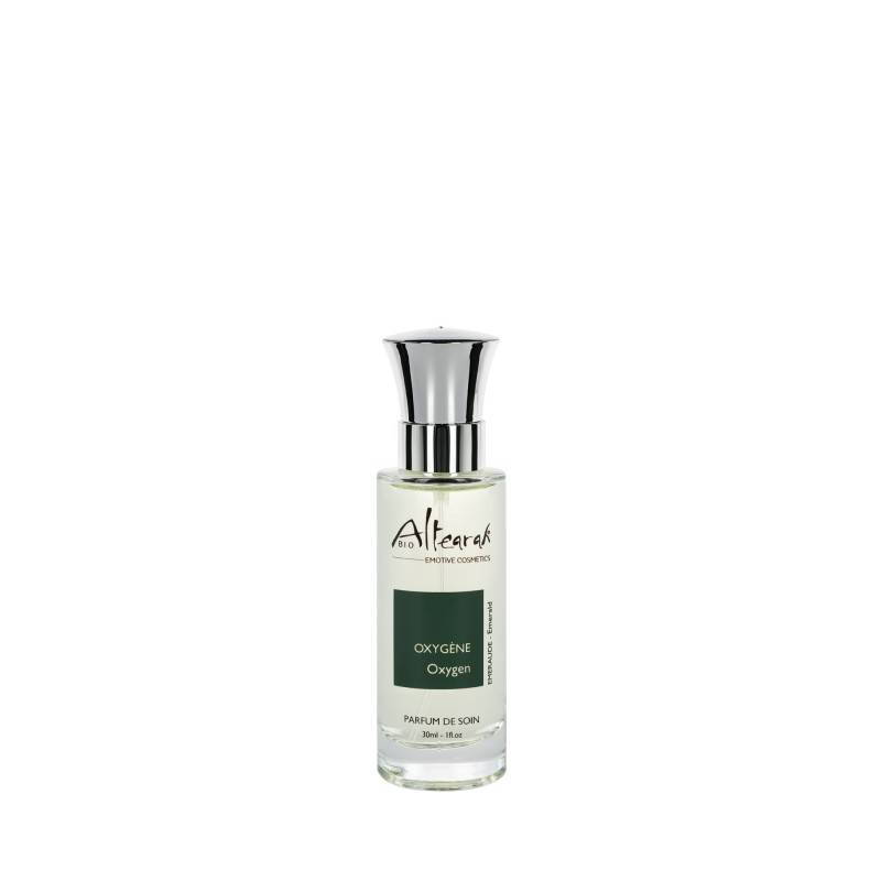 Altearah Parfum de soin Bio - Émeraude - M'Oxygène