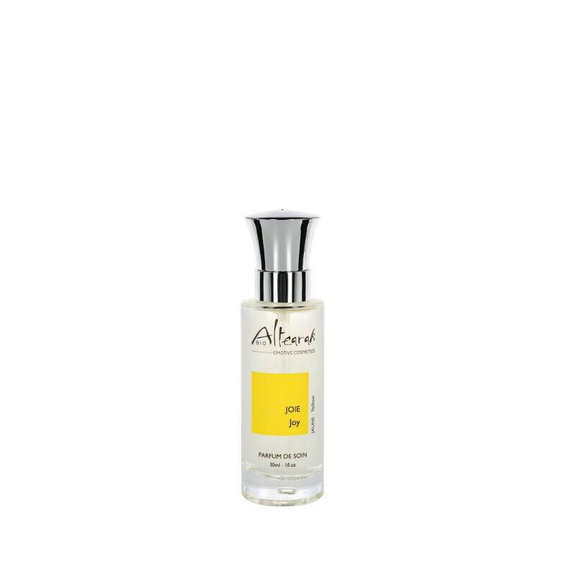 Altearah Parfum de soin Bio - Jaune - Joie