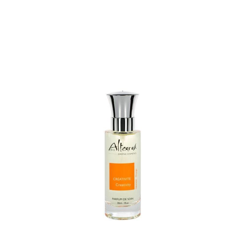 Altearah Parfum de soin Bio - Orange - Créativite