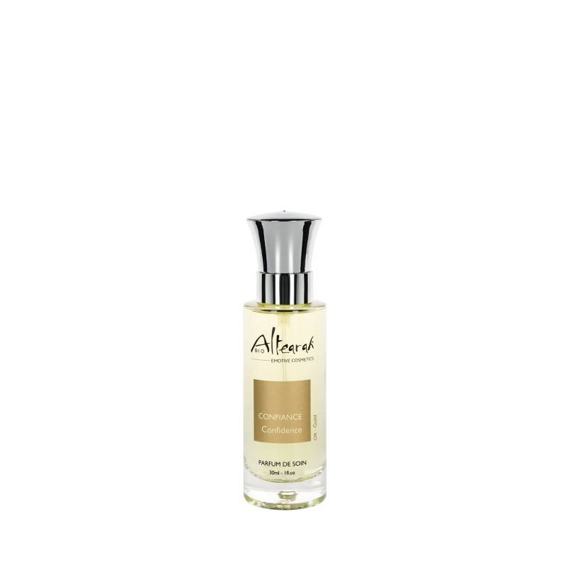 Altearah Parfum de soin Bio - Or -  Confiance