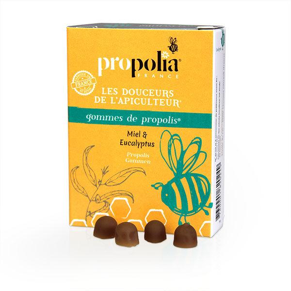 PROPOLIA Gommes Propolis,Miel & Eucalyptus