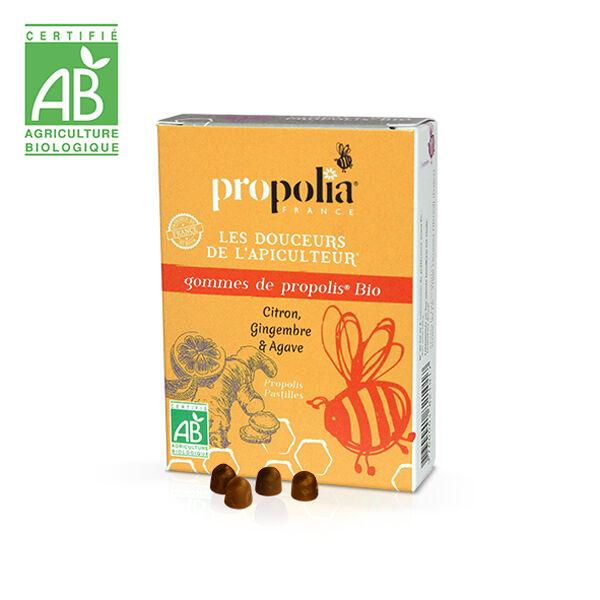 PROPOLIA Gommes Propolis & Gingembre Bio