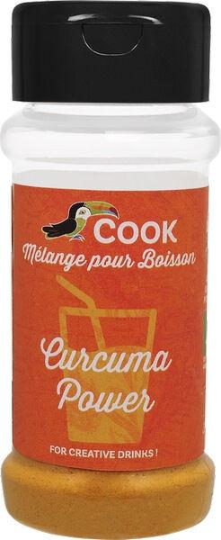 Sana Vita Curcuma, gingembre, poivre noir, 35 g