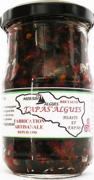 """Sana Vita Accompagnement de poissons """"Tapas'algues"""", 190 g"""