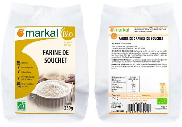 Sana Vita Farine de Souchet, 250 g