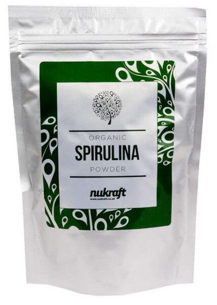 Sana Vita Spiruline en poudre bio (2x250g), 500 g