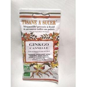 Goutabio Bio Pastilles Ginkgo Cannelle Bio
