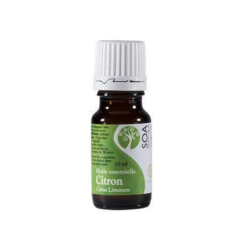 Soa Natura Huile essentielle de Citron - 10 ml