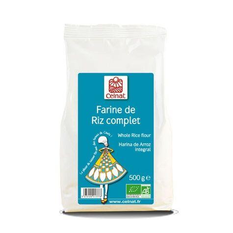 Les Délices De Sarah Farine de riz complet bio