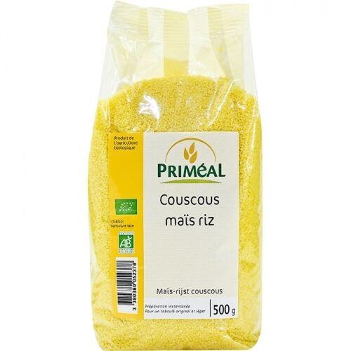Nos Meilleures Courses Couscous maïs riz bio