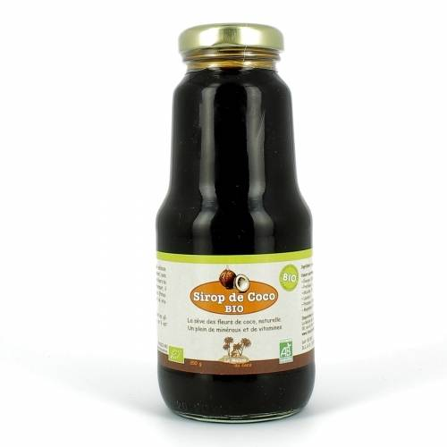 LA MAISON DU COCO Nectar de fleurs de coco bio