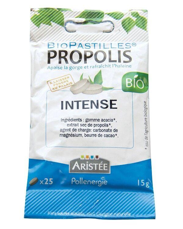Pollenergie Biopastilles propolis intense