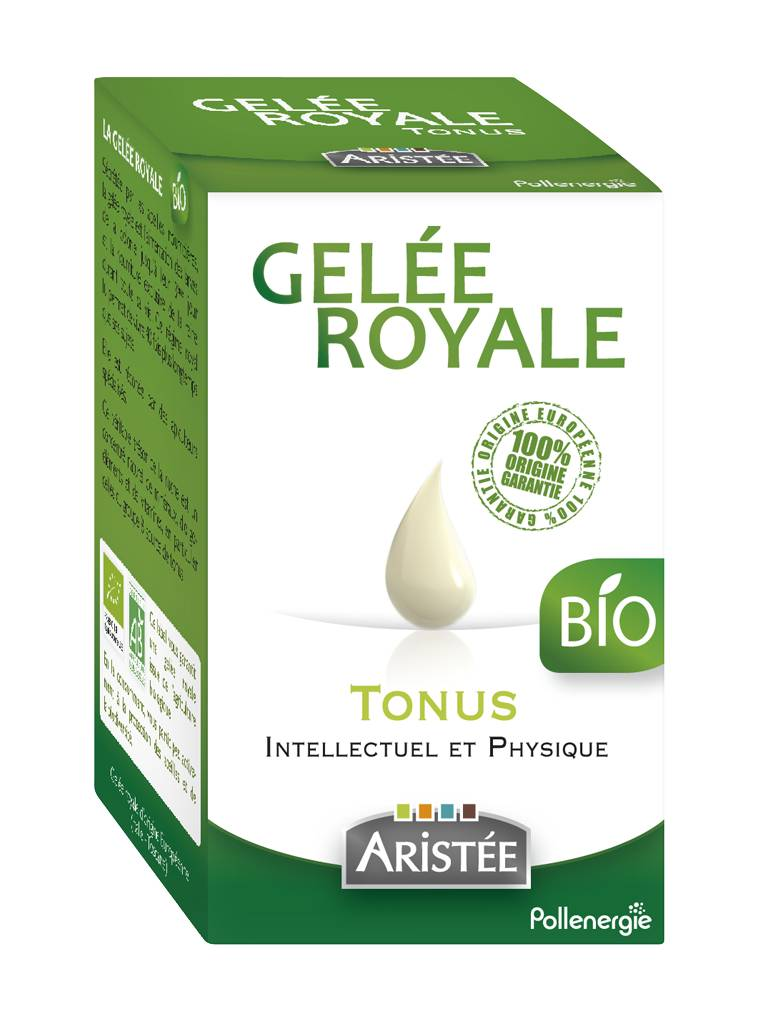 Pollenergie Gelée royale BIO italienne
