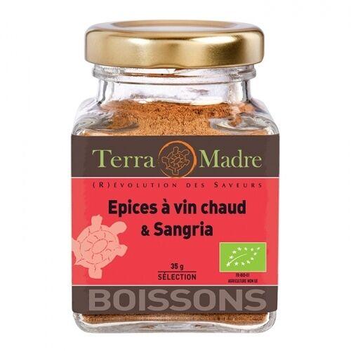 TERRA MADRE - Epices à vin chaud & sangria bio