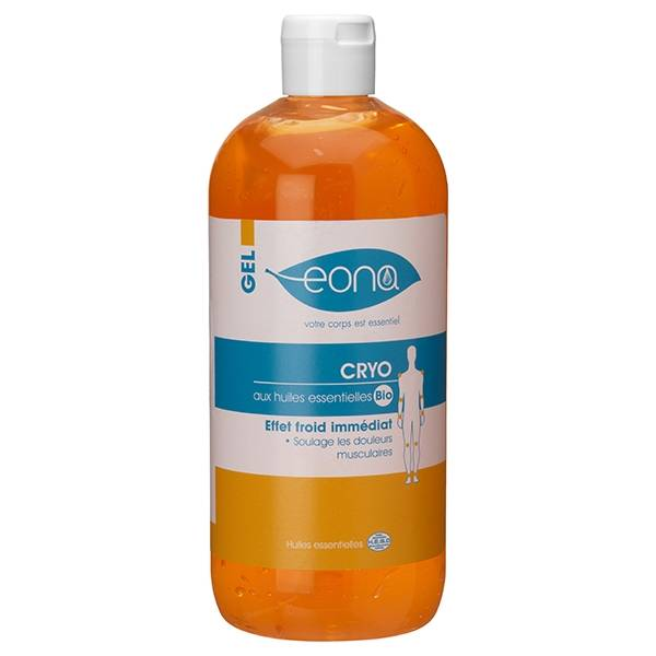 Laboratoires Eona Gel Cryo - Douleurs musculaires - 500 ml