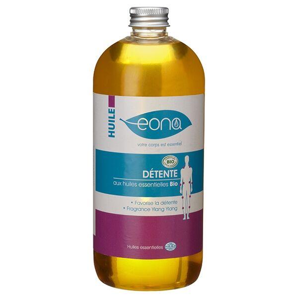 Laboratoires Eona Huile de massage détente Bio - 500 ml