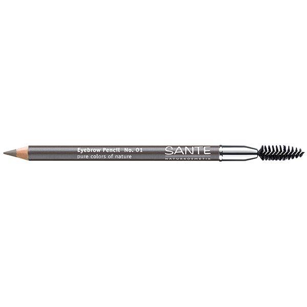Clairenature Crayon à sourcils N°1 Blonde Santé Naturkosmetics