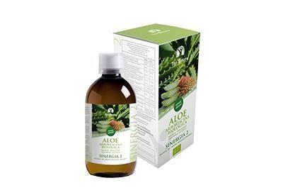 Nature Et BeautÉ Aloes Arborescens bio 500 ml 100% pur jus bouteille en verre