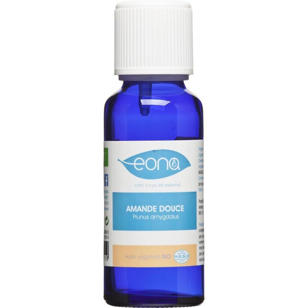 Laboratoires Eona Huile végétale d'Amande douce Bio - 30 ml