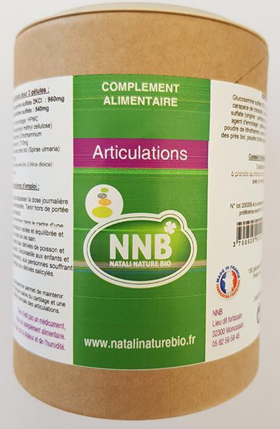 Natali Nature Bio Glucosamine Chondroïtine- Articulations