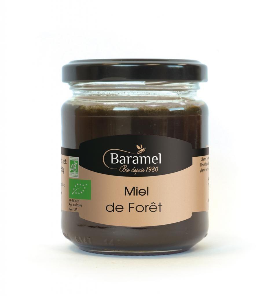 Baramel Miel de Fôret biologique 500gr - Baramel