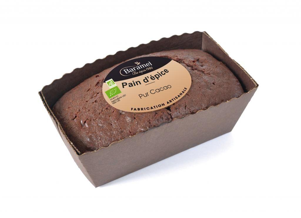 Baramel Pain d'épice pur Cacao biologique 270g - Baramel