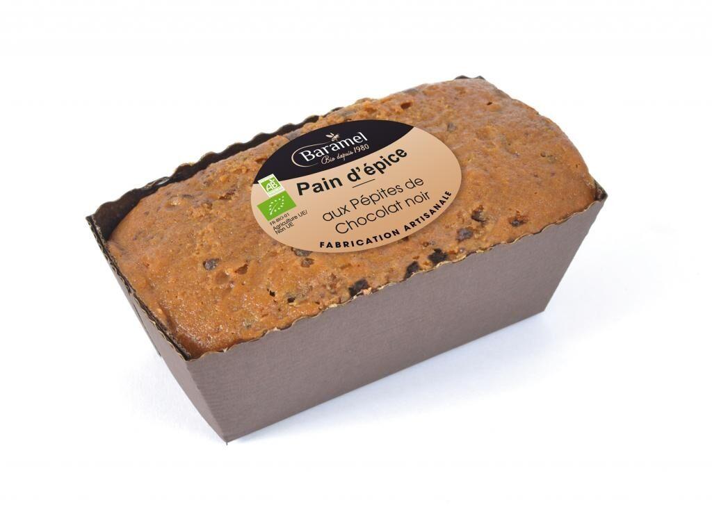 Baramel Pain d'épice aux Pépites de Chocolat biologique 300g - Baramel
