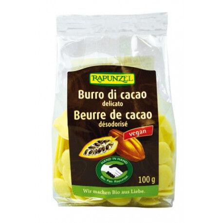 RAPUNZEL BEURRE DE CACAO Bio