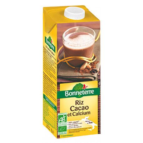 BONNETERRE BOISSON Riz Cacao Calcium