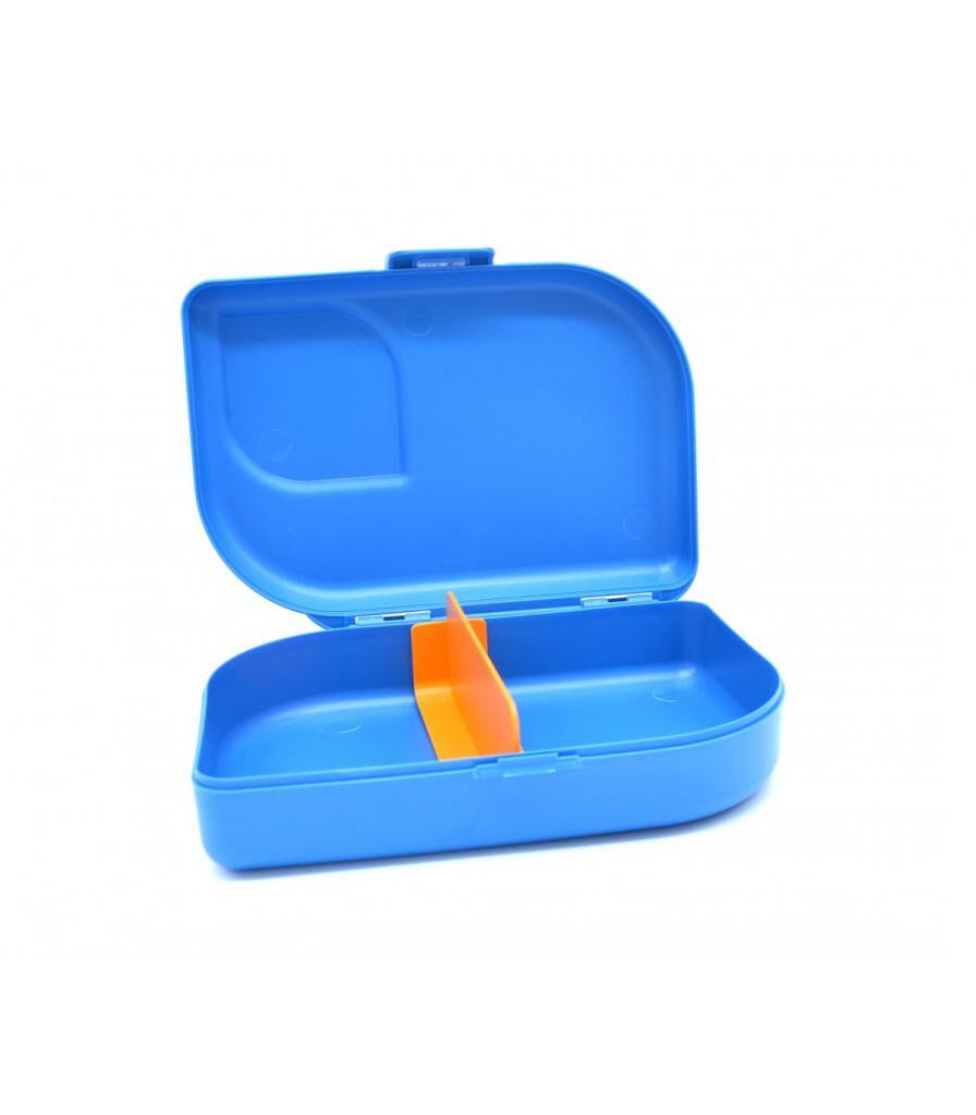 Jolie PlanÈte Lunchbox ou boîte à goûter - Bleu