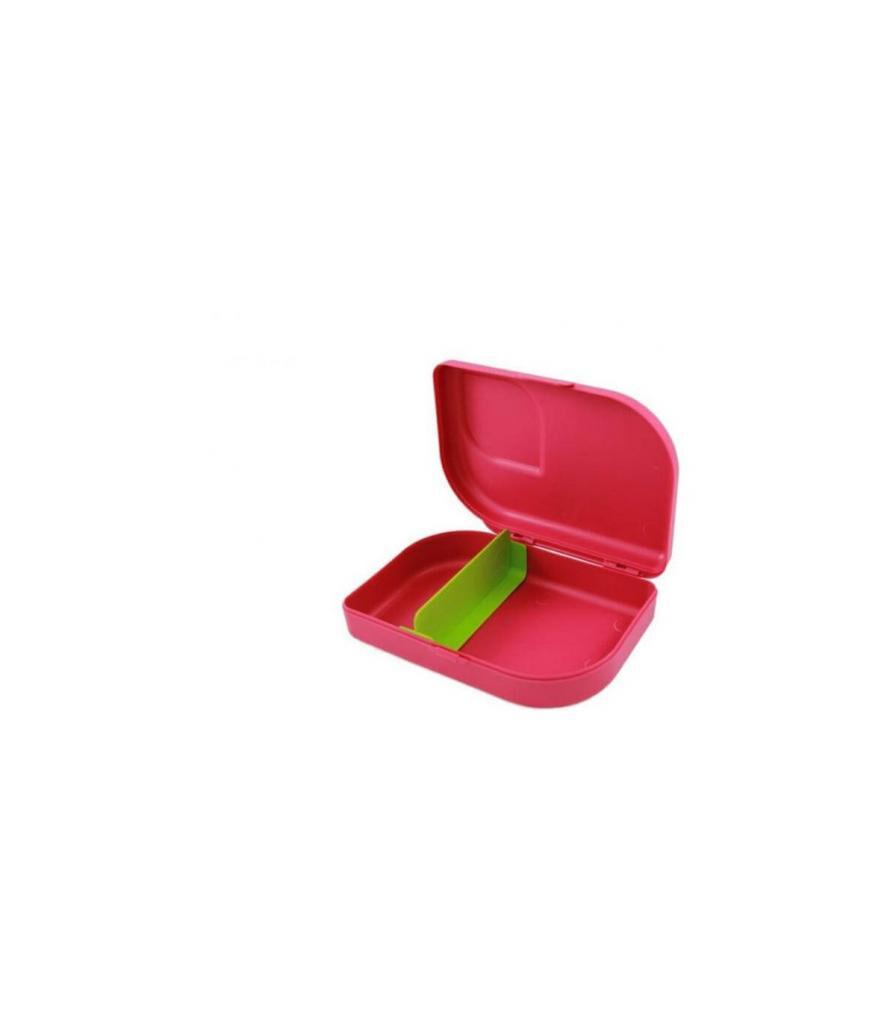 Jolie PlanÈte Lunchbox ou boîte à goûter - Fuchsia