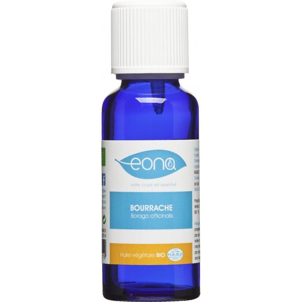 Laboratoires Eona Huile végétale de Bourrache bio régénérante - 30 ml