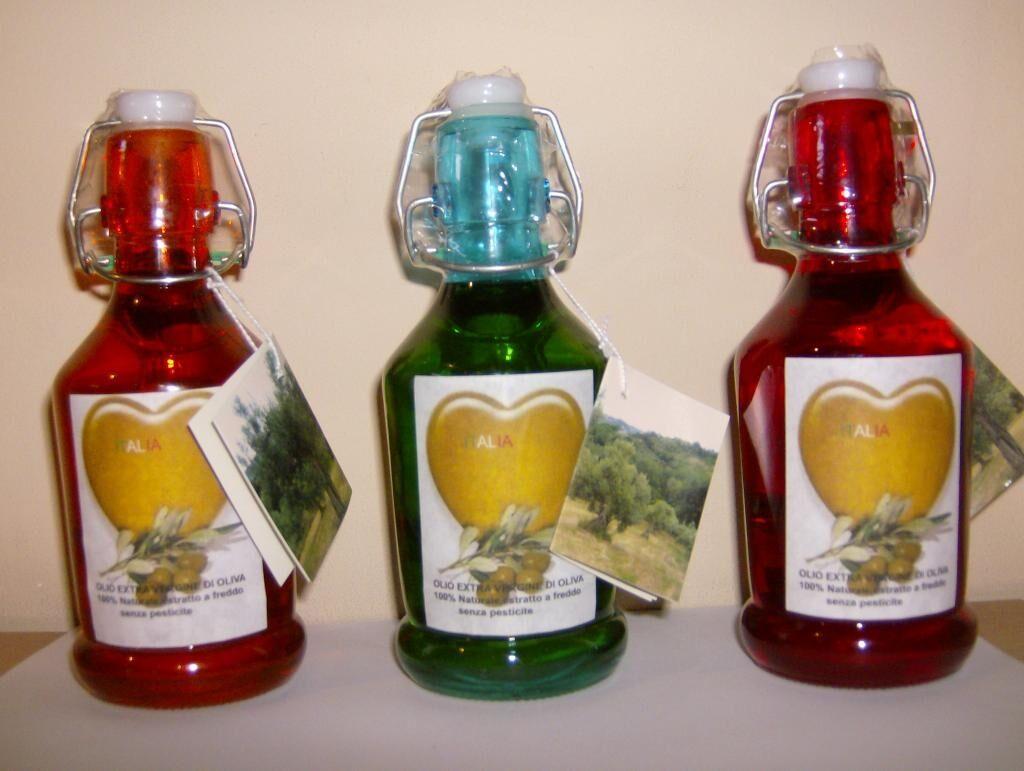 Nrgi Extra Vergine Olive oil / Huile d'olive extra vierge 200ml