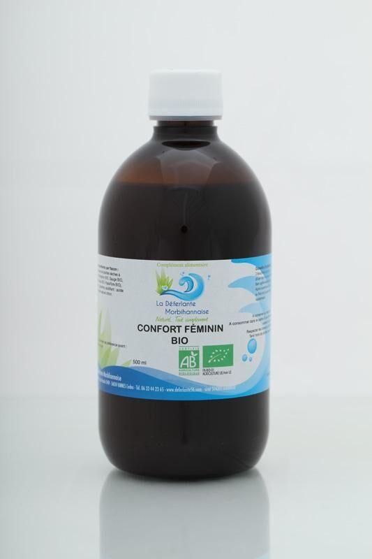 MACA BIO Confort féminin BIO liquide 500 ml