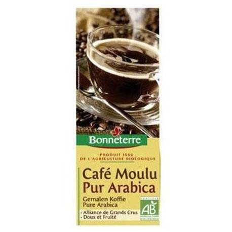 BONNETERRE CAFE MOULU Pur Arabica