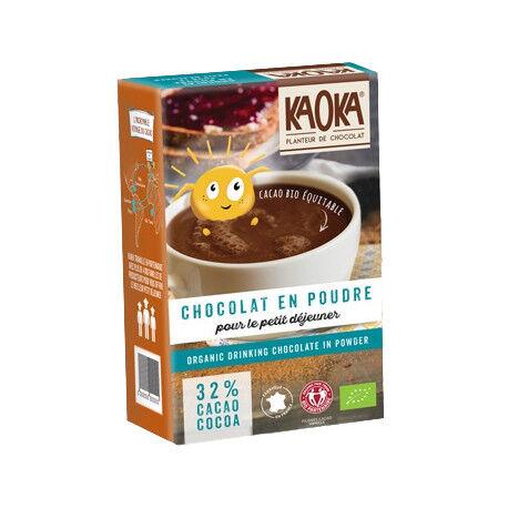 EQUITABLE CHOCOLAT EN POUDRE 32% Cacao Bio