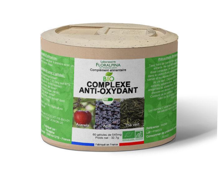 Rue Des Plantes Complexe anti-oxydant BIO - 60 gélules, La vitamine C contribue...