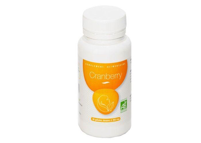 Le Germe De Vie Cranberry bio 30 gel. 360mg Le Germe de Vie