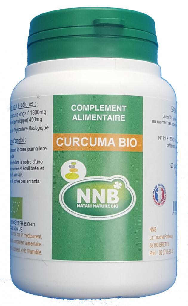 Natali Nature Bio Curcuma Bio