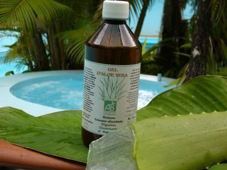 Synergies Distributeur Run'essence Gel - cure d'aloe vera bio aux huiles essentielles Run'essence 530ml