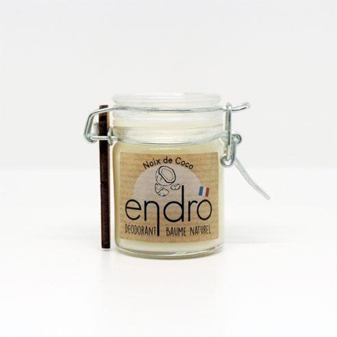 Breiz Henné Déodorant solide en bocal - Sans huiles essentielles