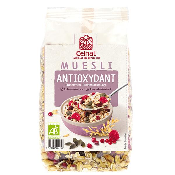 CELNAT Muesli antioxydant 375g  CELNAT
