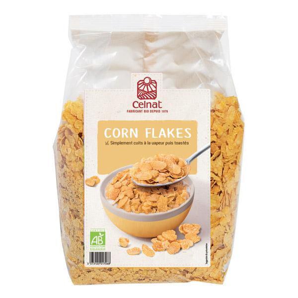 CELNAT Corn flakes 375g  CELNAT
