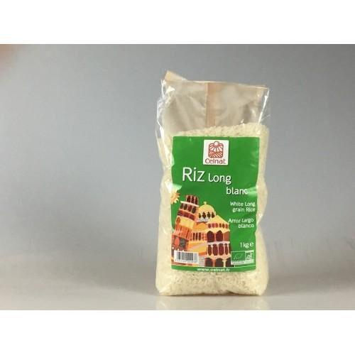 CELNAT Riz long blanc 1kg  CELNAT