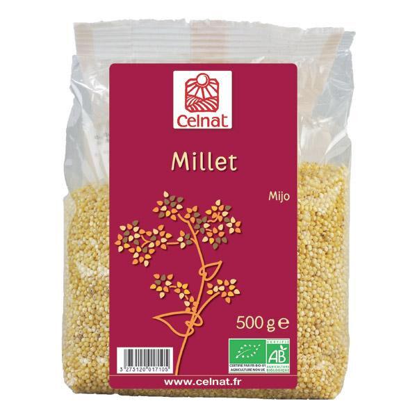 CELNAT Millet 500g  CELNAT