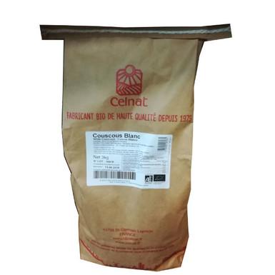 CELNAT Couscous blanc 3kg  CELNAT