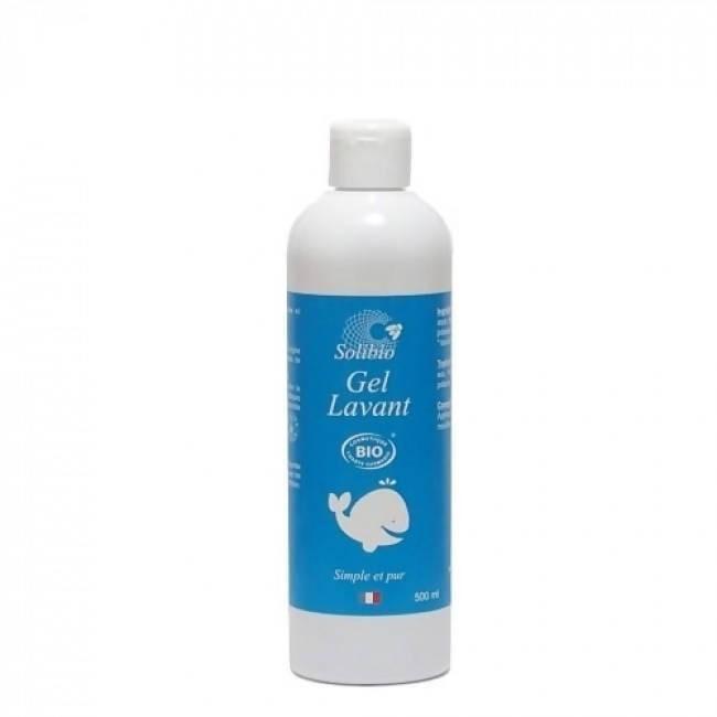 Les Essentiels D'isabelle Gel lavant bébé BIO - 500 ML