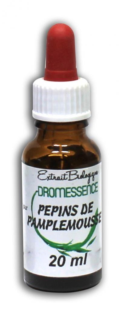 Dromessence Extrait de pépins de pamplemousse BIO 20 ml