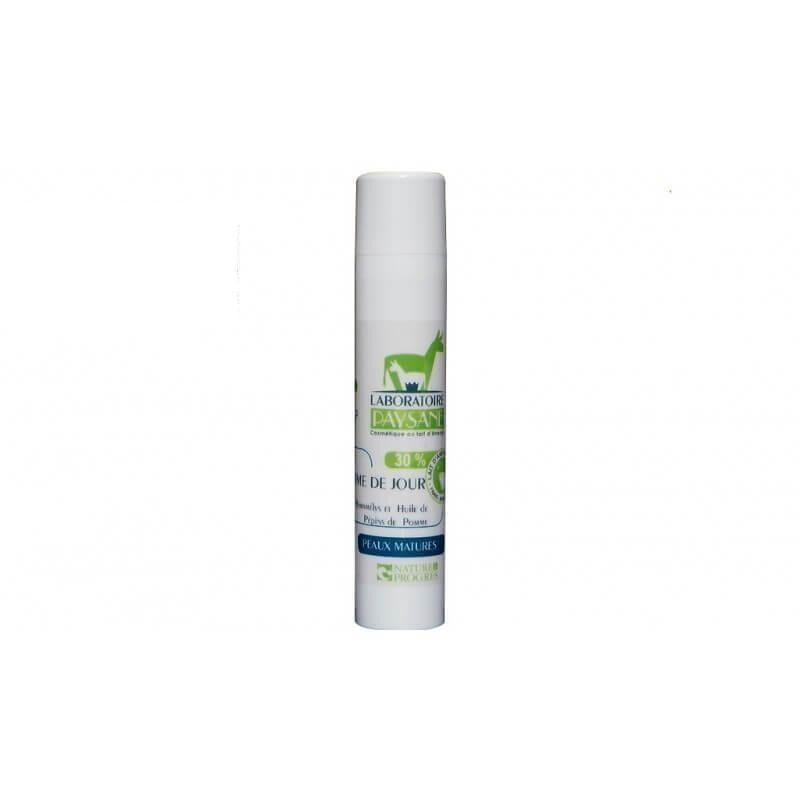 Les Essentiels D'isabelle Crème de jour, 30% de lait d'ânesse frais peau mature. 50Ml